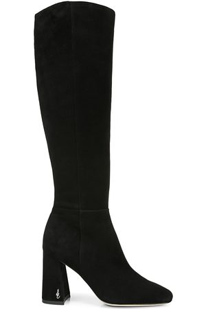 Sam Edelman Women's Clarem Knee-High Suede Boots - - Size 8