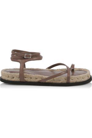 3.1 Phillip Lim Women's Yasmine Strappy Espadrille Sandals - - Size 40 (10)