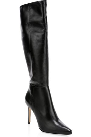 Schutz Women's Magalli Knee-High Leather Boots - - Size 11