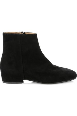 Aquatalia Women's Ulyssaa Suede Ankle Boots - - Size 7.5