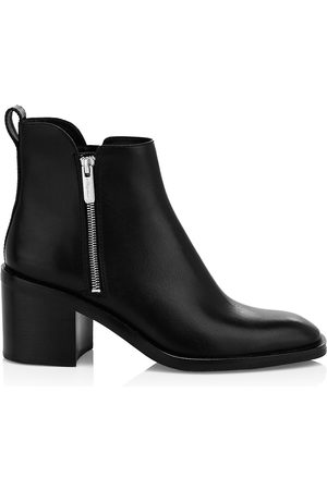 3.1 Phillip Lim Women's Alexa Leather Ankle Boots - - Size 40.5 (10.5)