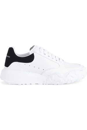 Alexander McQueen Women's Women's Leather Court Sneakers - - Size 41.5 (11.5)