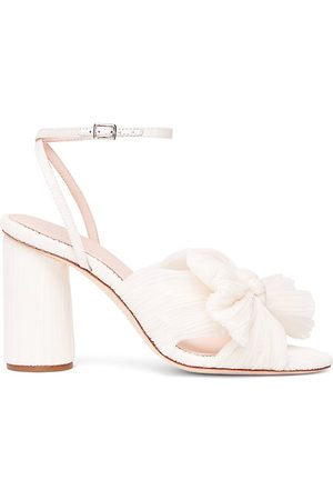 Loeffler Randall Women's Camellia Knotted Sandals - - Size 9.5