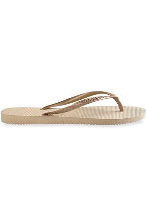 Havaianas Women's High Light Wedge Flip Flops - - Size 35-36 (5-6)