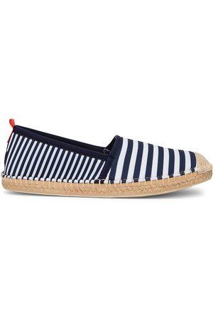 Sea Star Beachwear Women's Classics Beachcomber Stripe Espadrille Water Shoes - - Size 9