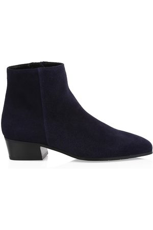 Aquatalia Women's Fuoco Suede Ankle Boots - - Size 11