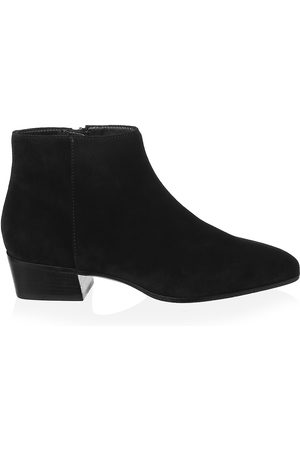 Aquatalia Women's Fuoco Suede Ankle Boots - - Size 9