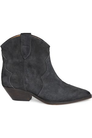 Isabel Marant Women's Dewina Suede Ankle Boots - - Size 41 (11)