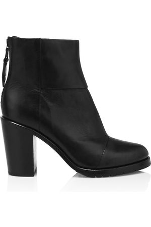 RAG&BONE Women's Newbury 2.0 Leather Ankle Boots - - Size 41 (11)