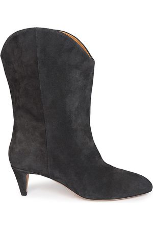 Isabel Marant Women's Dernee Suede Boots - - Size 36 (6)