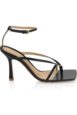 Bottega Veneta Women's Stretch Leather Sandals - - Size 39 (9)