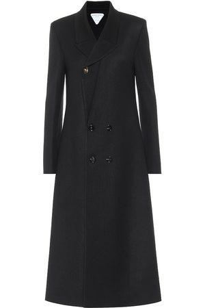 Bottega Veneta Stretch-wool twill coat