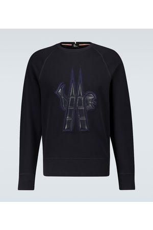 Moncler Crewneck sweatshirt with logo