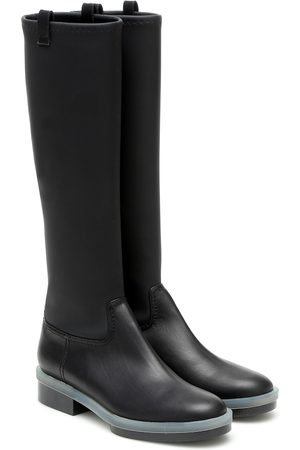 Robert Clergerie Ronky leather knee-high boots
