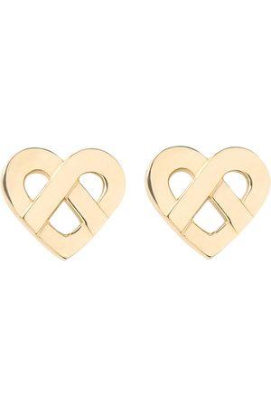 POIRAY Caur entrelacé Earrings