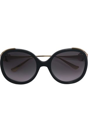 Gucci Round frame oversized sunglasses