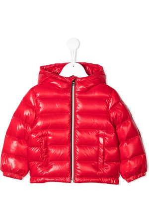 Moncler Puffer Jackets - Padded down jacket