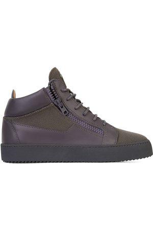 Giuseppe Zanotti Kriss hi-top sneakers - Grey