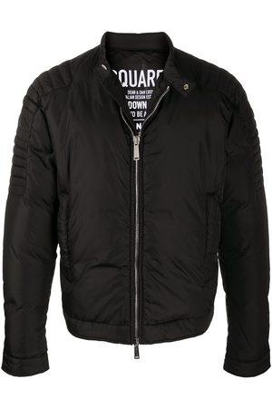 Dsquared2 Band collar padded down jacket