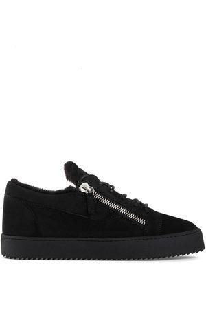 Giuseppe Zanotti Side zip detail sneakers