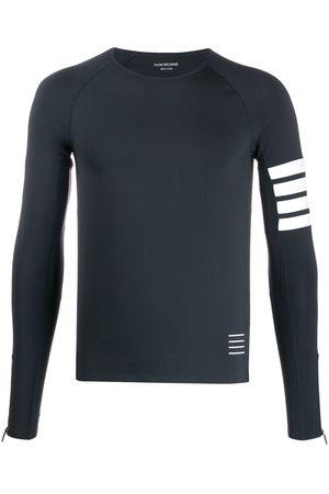 Thom Browne Lightweight Compression Tech 4-bar T-shirt