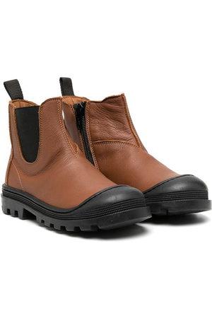 PèPè Side zip ankle boots