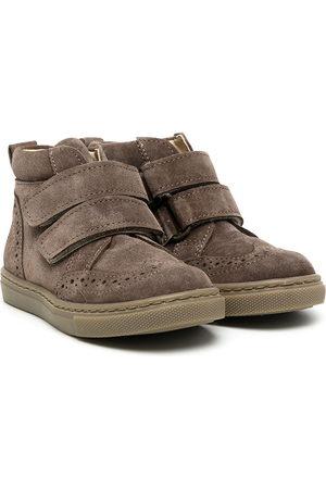 PèPè Double strap ankle boots