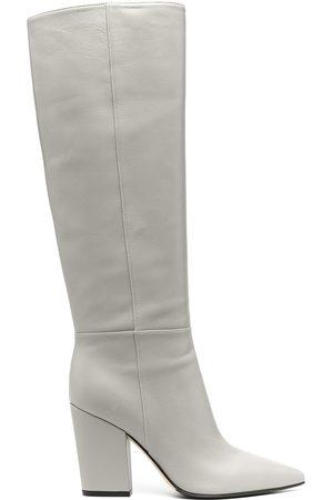 Sergio Rossi Sergio knee-length boots - Grey