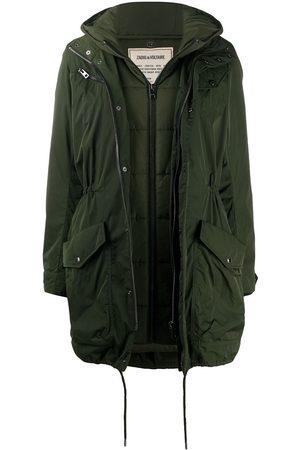 Zadig & Voltaire Keller parka coat
