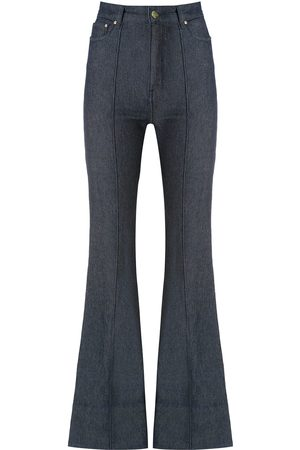 AMAPÔ Bootcut denim trousers