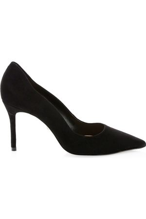 Schutz Women's Analira Suede Pumps - - Size 10