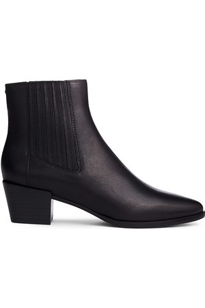 RAG&BONE Women's Rover Leather Ankle Boots - - Size 39.5 (9.5)