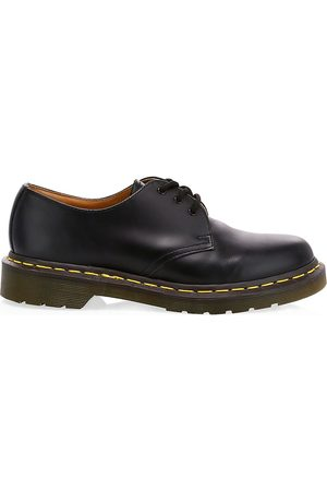 Comme des Garçons Women's x Dr. Martens Leather Oxfords - - Size 6