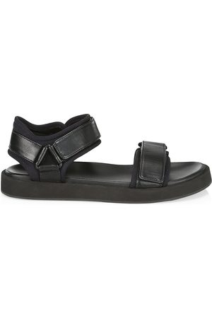 The Row Women's Grip-Tape Leather Sandals - - Size 42 (12)