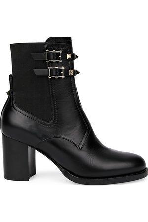 VALENTINO Women's Garavani Rockstud Chelsea Boots - - Size 36 (6)