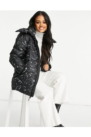 The North Face Palomar Down parka jacket in