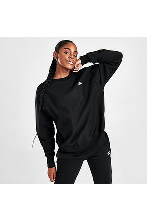 Champion Women's Reverse Weave Crew Sweatshirt