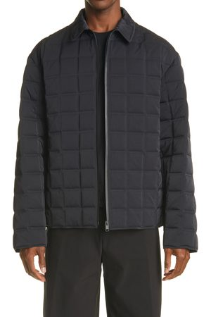 Bottega Veneta Men's Quilted Tech Jacket