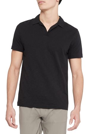 THEORY Men's Willem Cosmos Cotton Short Sleeve Polo