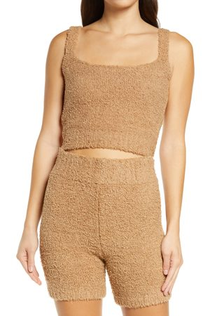 SKIMS Women's Cozy Knit Tank