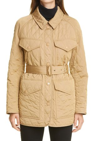 Burberry Women's Kemble Thermoregulated Quilted Jacket