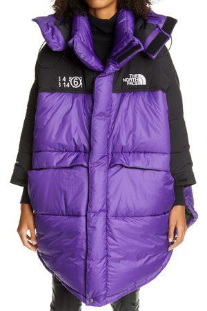MM6 MAISON MARGIELA Women's X The North Face 700 Fill Power Down Circle Puffer Coat