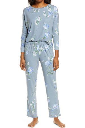 Flora Nikrooz Women's Kathy Floral Pajamas