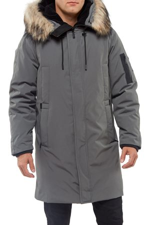 Vince Camuto Men's Down & Feather Fill Parka