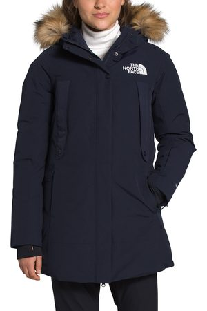 The North Face Women's New Outerbroughs Waterproof 550-Fill-Power Down Parka