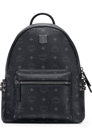MCM Stark Medium Side Studs Backpack