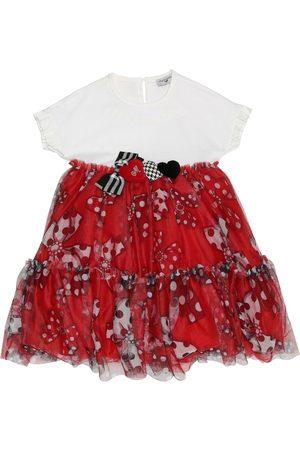 MONNALISA Printed tutu dress