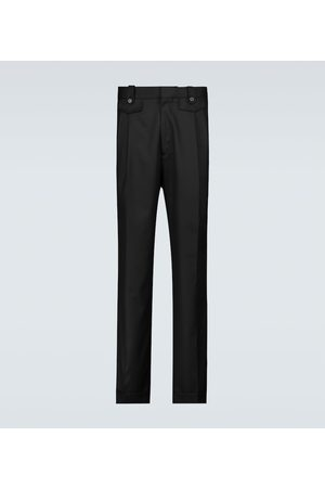 Casablanca Wool pleated pants