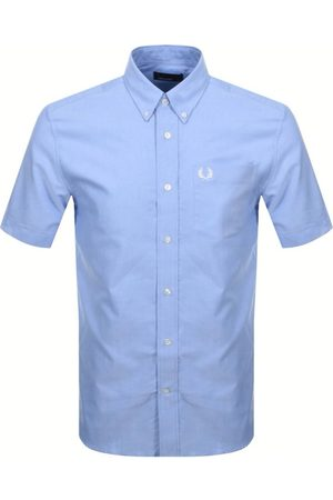 Fred Perry Short Sleeved Oxford Shirt