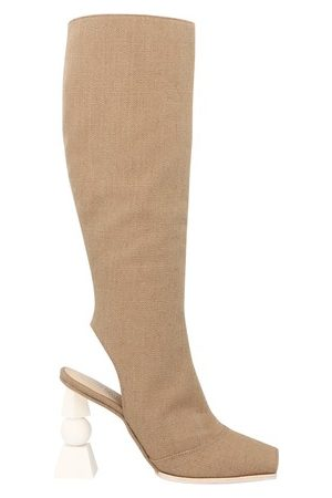 Jacquemus Women Ankle Boots - Olive boots